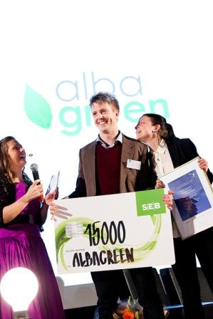 Alba Green Foto: Venture Cup