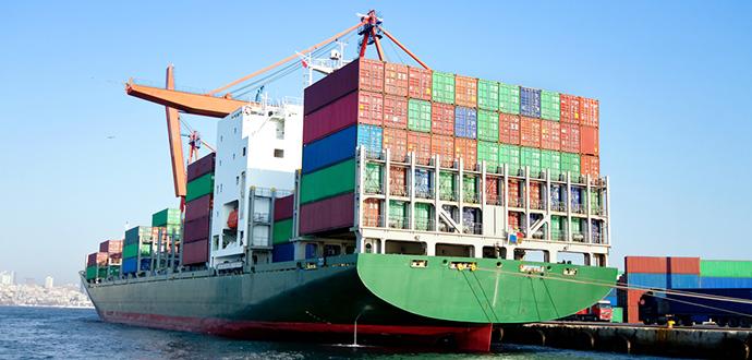 Containerfartyg Vinnova