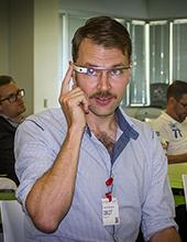 Henrik Berglund Glasögon webb