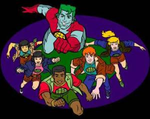 Captain Planet: An inspiration, but certainly not the solution!