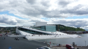 Oslo Opera House: One of the projects NGI worked on