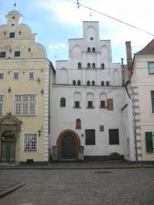 A 350 year building in Riga