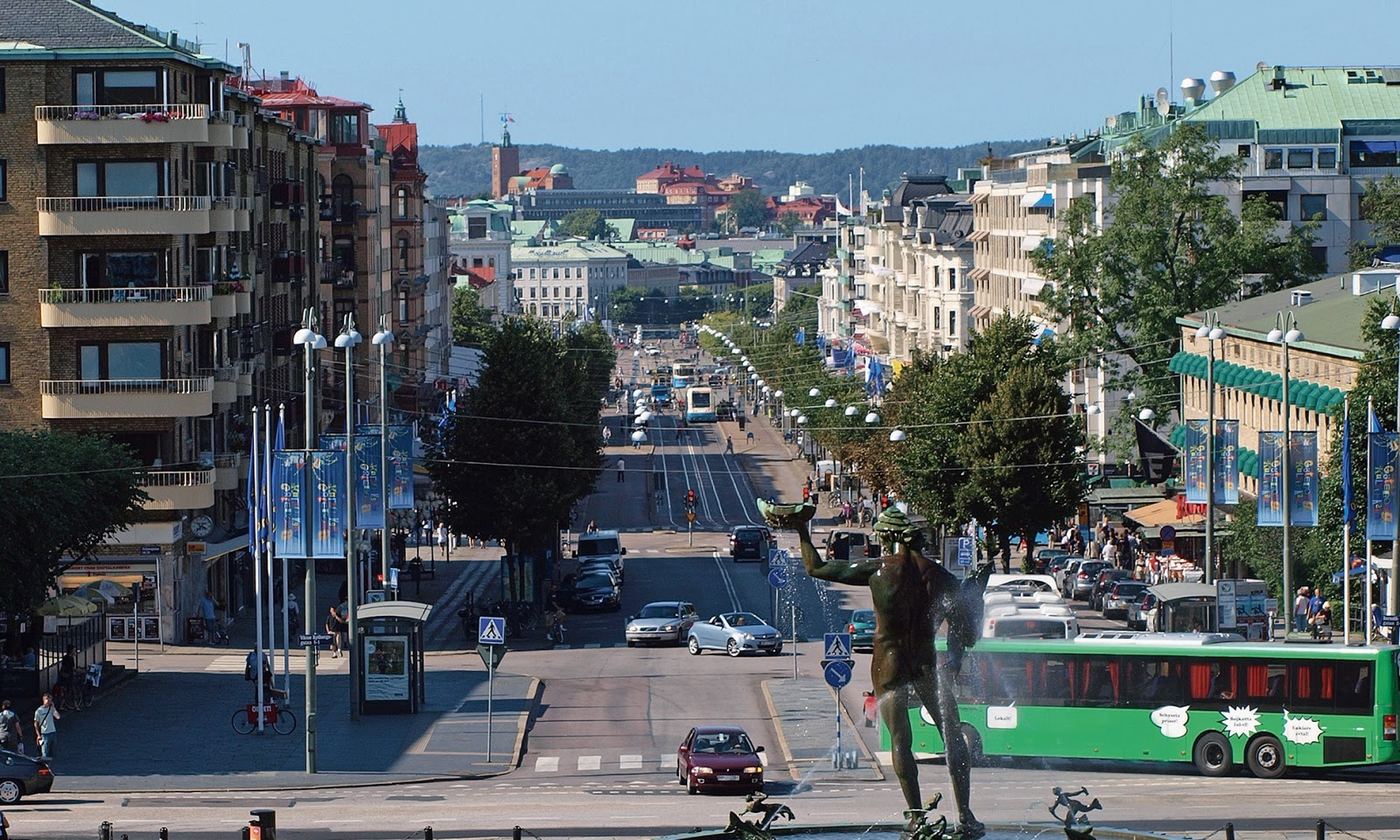 Gothenburg: finding student accomodation in this beautiful city can be ...
