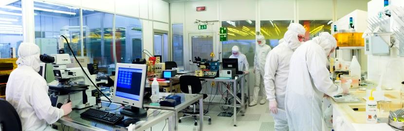 Chalmers Lab.