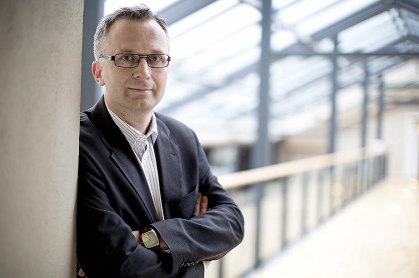 Andreas Hellström, Chalmers ©Foto: Peter Widing