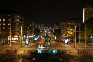 For first-timers: the city of Gothenburg has early closing hours for most stores.