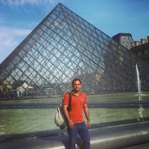 Paris: The Louvre Museum