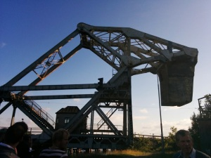 Vannersborg: Another railway bridge but with a new concept