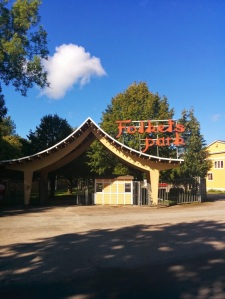Trollhattan: The famous Flokets Park