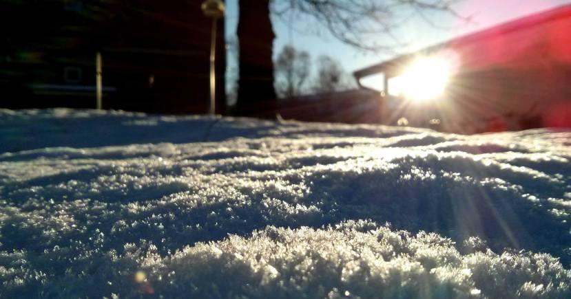 Snow, Sun and Serenity!