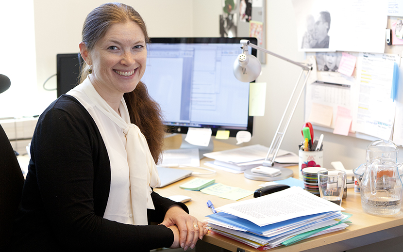 Maria Elmqvist, CBI/Innovationsteknik