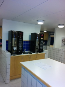 Coffe machines