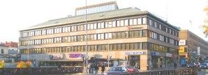 Trafikverket office in Stockholm